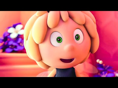 connectYoutube - MAYA THE BEE 2: THE HONEY GAMES Trailer (2018)