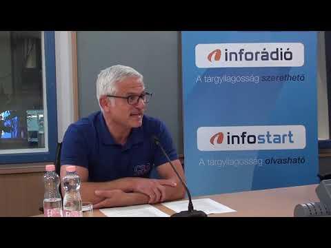 InfoRádió - Aréna - Jelasity Radován - 2021.08.25.