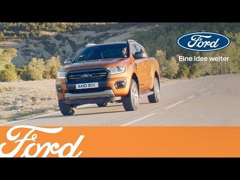 Der neue Ford Ranger. Allzeit bereit | Ford Austria