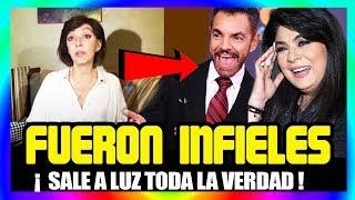 ¡ Madre de Vadhir Derbez Rompe el Silencio Infidelidad de Eugenio y Victoria Ruffo !