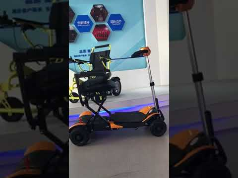 Reef Auto Folding Mobility Scooter