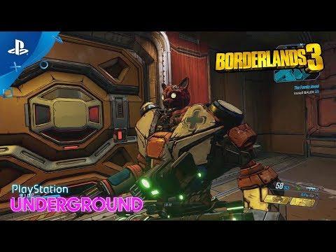 Borderlands 3 – Eden-6 Gameplay | PlayStation Underground