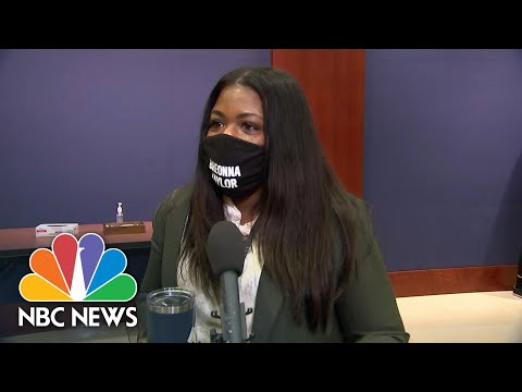 Cori Bush Says Republican Lawmakers Thought Her Name Was Breonna Taylor Because Of Her Face Mask