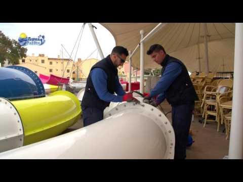 Vídeo Corporativo Aguaparks - Blau Comunicación