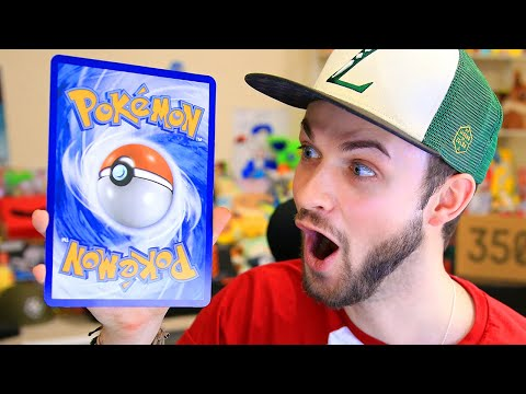 OPENING THE RAREST CARDS!