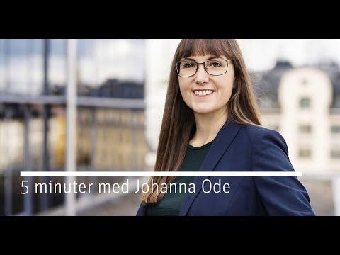 5 minuter med Johanna Ode - Nu är röstandet klart, vad händer med bostadsfrågorna?