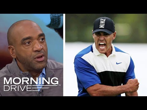 Will Brooks Koepka and Rory McIlroy continue their quest for dominance? | Morning Drive | NBC Sports