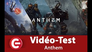 Vidéo-Test : [Vidéo Test/Gameplay] ANTHEM, Un jeu sous-estimé par la presse...