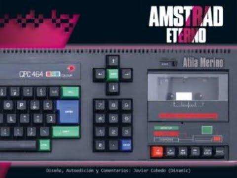 BITeLog 008C: Amstrad Eterno  (Atila Merino)