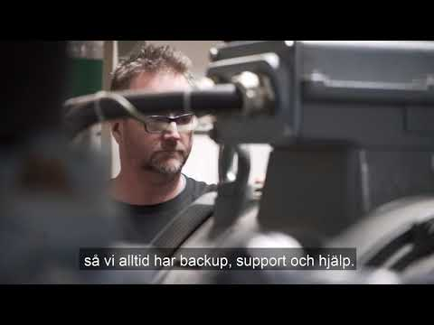 Iwmac – Tegera Arena – Svensk tekst