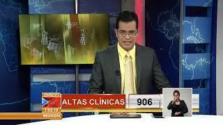Cuba confirma 670 casos positivos a la COVID-19 para un acumulado de 47 566 en el país