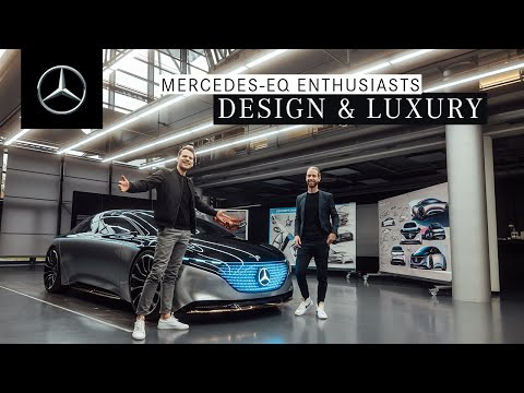 Mercedes-EQ Enthusiasts – How to Design an Electric Car