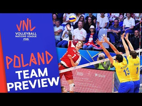 Poland   Team Preview   Volleyball Nations League 2019