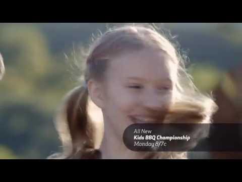 Kids BBQ Championship   Mondays 8 7c   Food Network