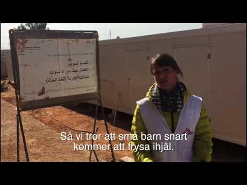 Alltmer desperat för 75 000 strandsatta syriska flyktingar