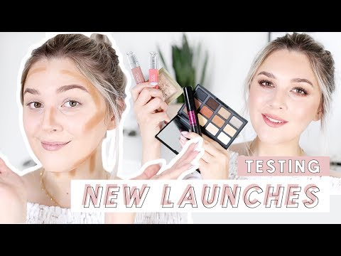 TESTING NEW LAUNCHES | FULL FACE OF FIRST IMPRESSIONS | I Covet Thee