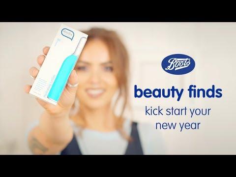 boots.com & Boots Voucher Code video: Kick Start Your New Year ~ Boots Beauty Finds