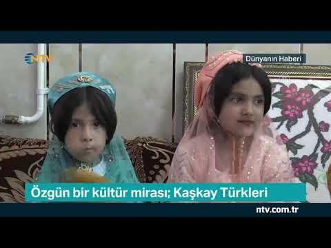 NTV | Özgün bir kültür mirası: Kaşkay Türkleri