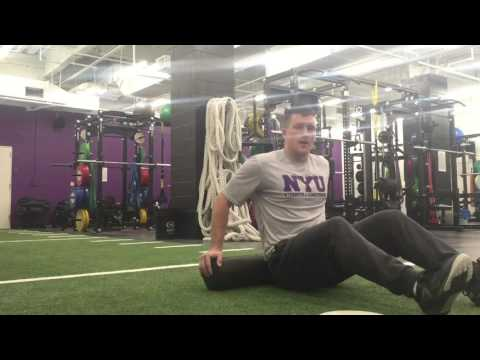 Thoracic Spine Mobility with Foam Roller and Partner/Weight