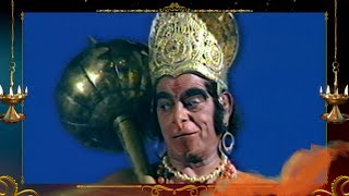 Ramayan | Hanuman Entry - STARPLUS
