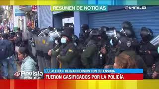 Resumen de Noticias: Estos son los principales temas en La Revista de La Paz