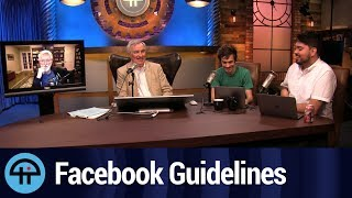 Facebook Leaks Content Guidelines