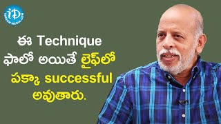 Psychologist Dr. V Nagesh & Hypnotist Shares Key To Success in Life | Dil Se With Anjali - IDREAMMOVIES