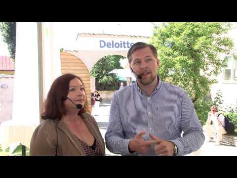 Almedalen 2015: Vem tjänar på negativ ränta?