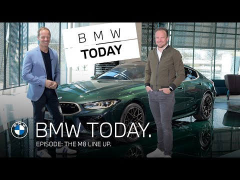 BMW TODAY - Episode 9: THE M8 Line Up.