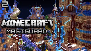 Minecraft: DOWN KINGDOM - Magiguard Kingdom #2
