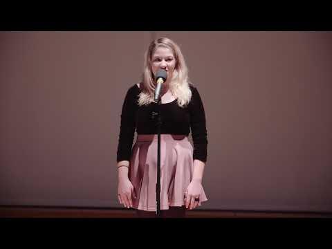 Performance at MacPhail Center for Music | Blythe Baird | TEDxMinneapolisWomen