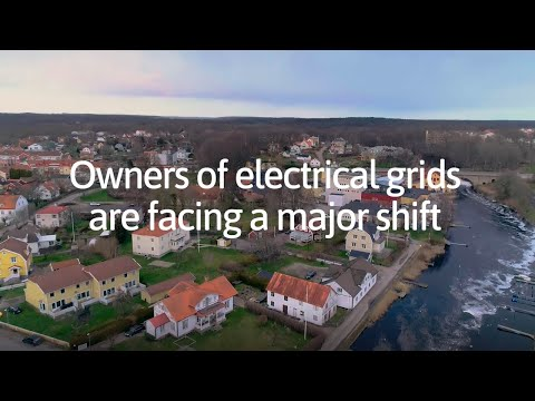 Customer Case: The new smart power grids