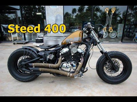 CTW-Riders-:-Honda-Steed-400-แ