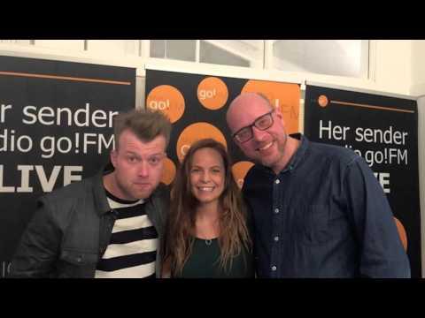 Valentines Day - Mathilde Mackowski og Jacob Olrik på Radio Go!FM