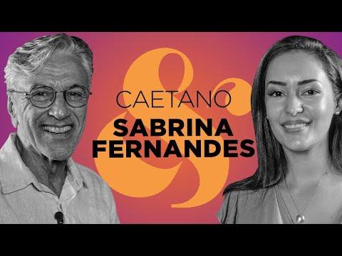 Caetano Veloso entrevista Sabrina Fernandes