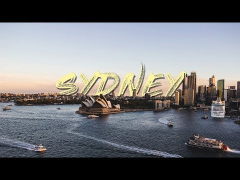 SYDNEY | a moment in Australia