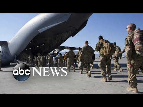 Biden: US will pull troops from Afghanistan by September 11 | WNT