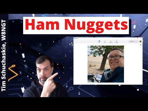 Ham Nuggets Live w/ Tim Schuchaskie, W8NGT