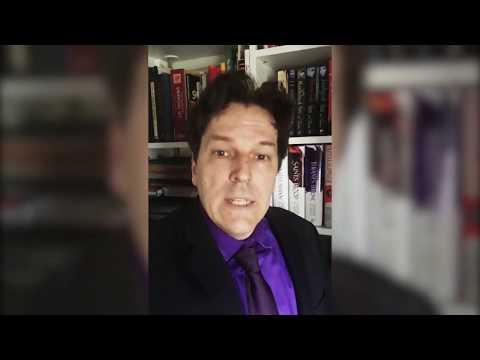 Vidéo de Sebastien De  Castell