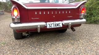Rambler Ambassador 327   Exhaust