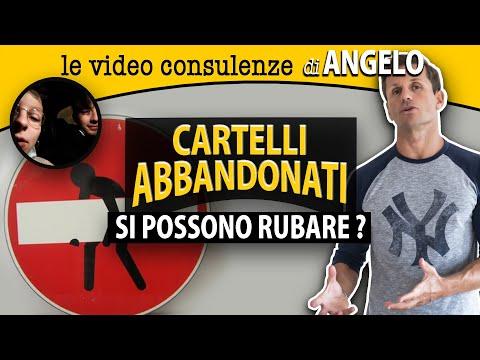 Si può rubare un CARTELLO STRADALE ABBANDONATO? | avv. Angelo Greco