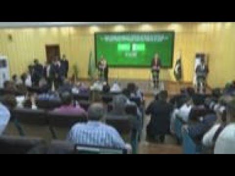SArabia and Pakistan FMs on Afghanistan