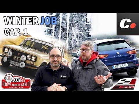 WINTER JOB Cap.1 | Rallye Monte-Carlo Historique / SEAT León Cupra ST 300 4Drive | coches.net