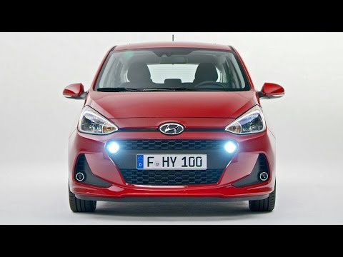 2017 Hyundai i10 - Interior and Exterior Design
