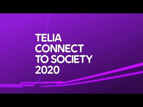 Webbinarium: Digitala Sverige, Telia Connect 2 Society