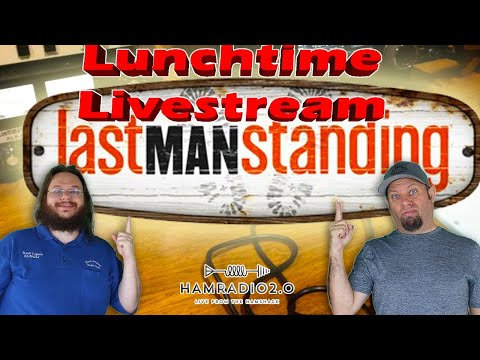 Lunchtime Livestream - Operating as KA6LMS/5 | HF Special Event