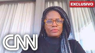 Exclusivo: 'Sociedade deve respostas', diz Djamila Ribeiro sobre violência contra pessoas negras