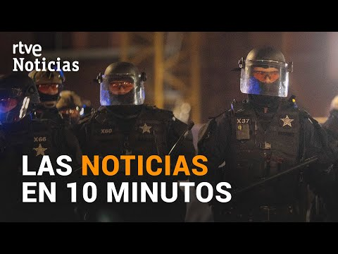Las noticias del JUEVES 5 de NOVIEMBRE en 10 minutos | RTVE