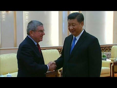 Китай: на пути к ОИ-2022 photo