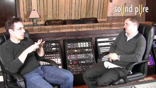 Bricasti M7 Reverb Discussion - Video 4
